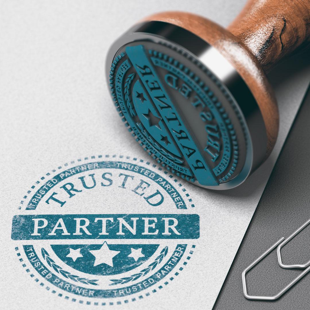 Partner-stamp