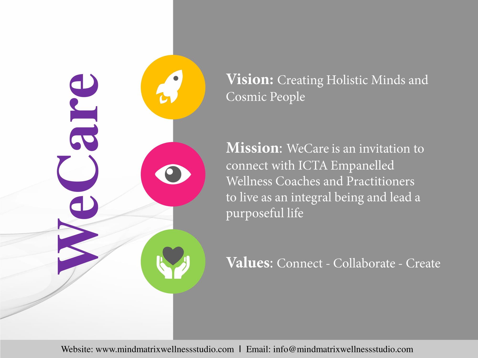 Invitation - WeCare MeetUp - 30th October, 2020-3